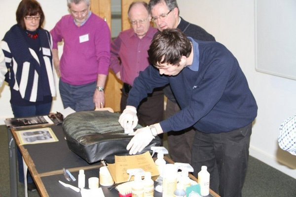 Leder Restaurations Seminar